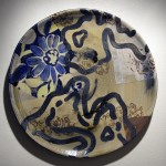 Variation on Anne Margaret's Patchwork No. 2 (21″ diameter)