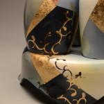 3 Vessels w/ Pedestal (detail)