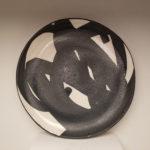 Black and White Platter 1